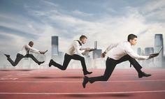 Vantaggio competitivo aziendale. Far crescere i clienti e i profitti. #business