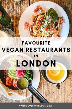 London is one of the easiest cities in the world to be vegan. From casual burgers to fine dining, these are my favourite vegan restaurants in London. Restaurant Healthy, Restaurant Recipes, Restaurant Bar, Vegan London, London Food, Vegan Afternoon Tea, Vegan Friendly Restaurants, Anniversary Dinner, Second Anniversary