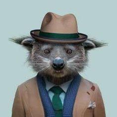 Zoo Portraits - Become the animal (Image, education and awareness)