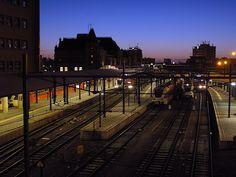 Groningen Centraal, 6AM