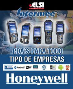 En Intermec tenemos PDAs para todo tipo de empresas