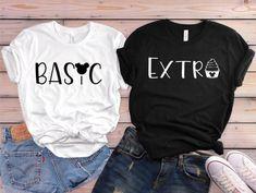 Best Friend Matching Shirts, Best Friend T Shirts, Bff Shirts, Best Friend Outfits, Bride Shirts, Girl Shirts, Bride And Bridesmaid Shirts, Friends Shirts, Groom Shirts