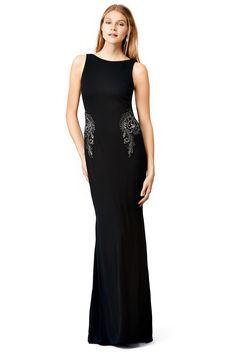 Badgley Mischka Emmy Gown