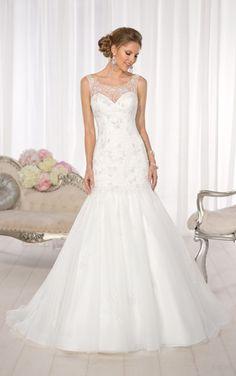 Wedding Dresses | Vintage-Inspired Wedding Dresses | Essense of Australia