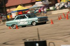 Detroit Speed, Inc. - Projects - DSE 1963 Nova/\chevyII Test Car