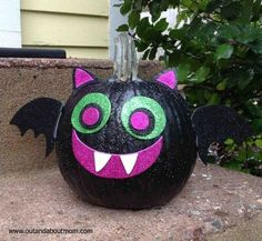 no carving pumpkin decorating ideas | ... 2012 at in a gentler jack o lantern no carve pumpkin decorating ideas