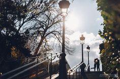 Séance engagement à Paris par Julien Pontarolo Photographe