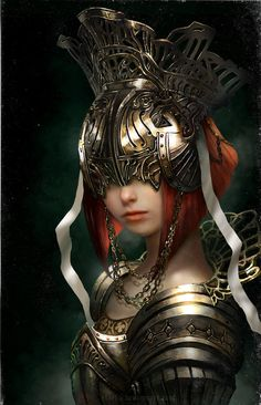 The Queens Armor by eloel.deviantart.com on @deviantART