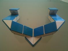 Rubik Snake, Tangram Puzzles, Ipad, Cube, Give It To Me, Shapes, Wallpaper, Creative, Magic