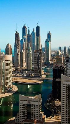 Dubai architecture buildings of the United Arab Emirates : Streets of Gold Abu Dhabi, Amazing Buildings, Amazing Architecture, Modern Buildings, Landscape Architecture, Dream Vacations, Vacation Spots, Places To Travel, Places To See