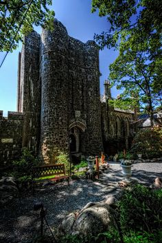 Entrance to Hammond Castle, Gloucester, MA Travel Europe, Us Travel, Hammond Castle, Barefoot Beach, New England States, 72 Hours, Gloucester, Masquerade Ball, Ancient Architecture
