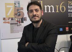 31/05/16. El relato Carpinacci no vuelve del argentino Guillermo Roz ha sido distinguido con el XXVII Premio de Narración Breve de la UNED. Foto © Jorge Aparicio/ FLM16