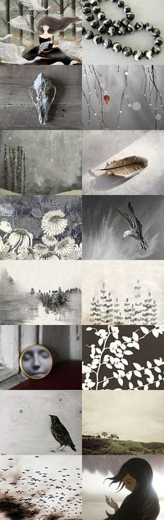 Migration by Carice on Etsy--Pinned with TreasuryPin.com