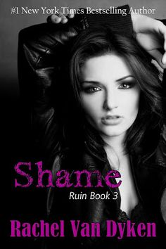 Romance and Fantasy for Cosmopolitan Girls: SHAME di Rachel Van Dyken