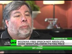 Wozniak: Web crackdown coming, freedom failing - Apple's co-founder fears that freedom of information is under attack, with the internet controlled and regulated in unnecessary and harmful ways. RT talked to Steve Wozniak on a range of topics, from Wikileaks to Megaupload founder Kim Dotcom.
