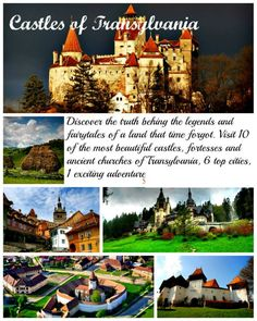 Myths and legends in Transylvania