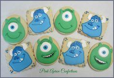 Monsters Inc Cookies