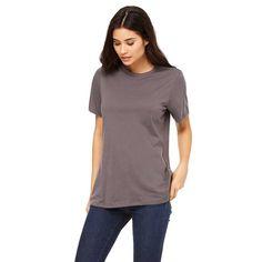 8b994d24439 Bella + Canvas Women s Asphalt Relaxed Jersey Short-Sleeve T-Shirt