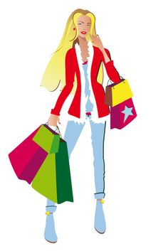 Love to Shop ‿✿⁀•●