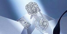 Aria L to R Full Pave Band, full diamond Ring, Large Pendant