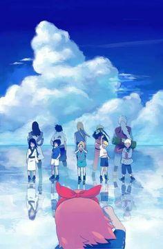 "Naruto | Sakura's challenge. Most probably based on Shippuden Ending 12, ""For…"