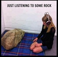Rock Music Humor | From the Funny Technology Community on Google+ via Wyatt Martin | For more #classicrock humor and music videos, check out my Classic Rock board.