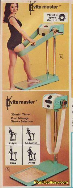 1970's Vita Master...a timeless classic... #OHFitBiz