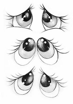 Different Eye Expressions
