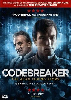 Codebreaker (2011) · The highs and lows of Alan Turing's life, tracking his extraordinary accomplishments, his government persecution through to his tragic death in 1954. In the last 18 months of his short life, Turing visited a psychiatrist, Dr. Franz Greenbaum, who tried to help him. Each therapy session in this drama documentary is based on real events. The conversations between Turing and Greenbaum explore the pivotal moments in his controversial life. ·  Directors: Clare Beavan, Nic…