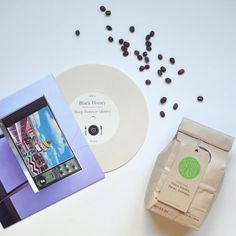 CURATED COFFEE & VINYL PAIRING / #turntablekitchen #coffee #vinyl #gifts