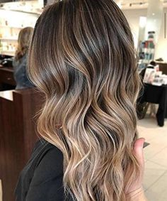 Balayage is suitable for light and dark hair, almost all lengths except very short haircuts. Today I want to show you the most popular Brunette Balayage Hair Color Ideas. Balayage has become the biggest trend in recent seasons, and it's not over yet. Brown Hair Balayage, Hair Color Balayage, Fall Balayage, Balayage Hair Brunette Caramel, Hair Color Ideas For Brunettes Balayage, Balyage Hair, Sunkissed Hair Brunette, Caramel Ombre Hair, Balayage Hairstyle