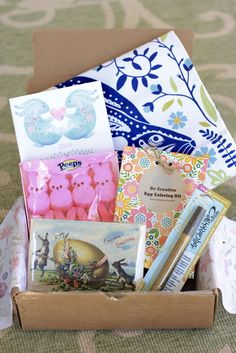 Tinselbox Subscription Box Review - Easter 2016! The Homespun Chics