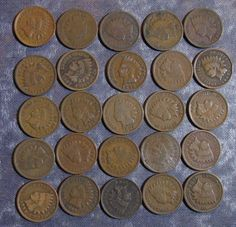 """#New post #Lot:1/2 Roll (25) Indian Head Cents/Pennies  - Good or Better - No Reserve  http://i.ebayimg.com/images/g/cNcAAOSwt5hYfsAG/s-l1600.jpg      Item specifics   Seller Notes: """"Good or better""""       Grade:   G or better – see picture   Strike Type:   Business     Year:   mixed   Composition:   Copper    ... https://www.shopnet.one/lot12-roll-25-indi"""