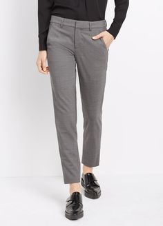 Classic Side Strapping Pant