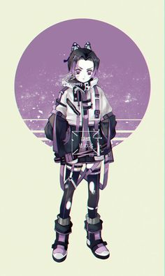 Manga Anime, Otaku Anime, Anime Art, Demon Slayer, Slayer Anime, Anime Angel, Anime Demon, Anime Ghost, Cyberpunk Anime