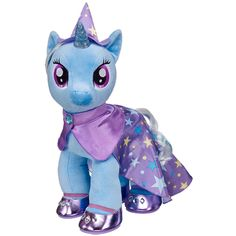 Magician MY LITTLE PONY TRIXIE - Build-A-Bear Workshop US