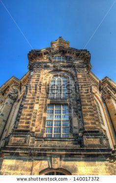 #Dresden #Saxony #Stock #Foto 140017372 : #Shutterstock #shutterstock.com