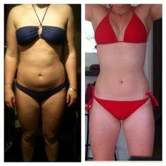 Bikini Fit 2014 – vinnaren och resultatet!!