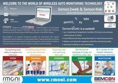 Sensor2Web & Sensor4Lab