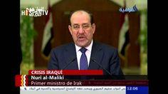 """Al-Maliki acusa al presidente iraquí de """"violar la constitución"""""""