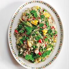 Go With the Grain (Salads)
