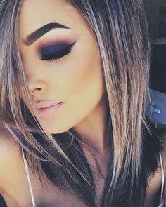 sexy eye makeup love it!