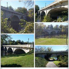 90+ year old bridge to be torn down 2014. Niles Michigan
