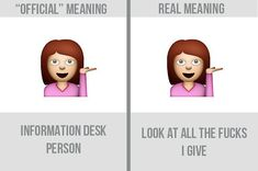 Let's Be Honest, This Is What Your Favorite Emojis Really Mean, from Buzzfeed