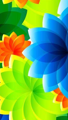 Lindos fondos de flores para usar en tu Whatsapp. Imágenes con flores en la dimensión correcta para usar como wallpaper en Whatsapp.
