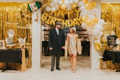 How to Throw a Great Gatsby Themed Party · Haute Off The Rack