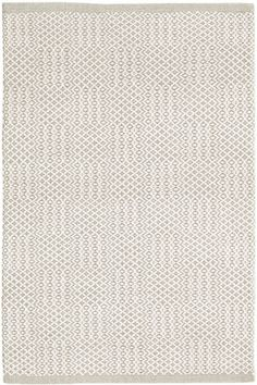 Bonnie Grey Woven Cotton Rug $12.00 Interior decorating icon Bunny Williams smartly updated our classic lightweight cotton area rug with a dose of graphic appeal, thanks to a detailed pattern and a goes-with-anything, gorgeous grey hue.  • FEATURES & BENEFITS: Durable construction; soft underfoot; lightweight, low profile, and often reversible.  • WHERE TO USE: High- and low-traffic spaces; well-used family areas like hallways, bedrooms, and stairs. Learn more. ...