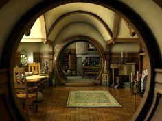 Europe:The Hobbit House
