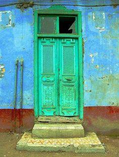 Door in Panjim