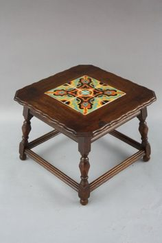 California Tile Table Tiled Tables Antique Monterey Rancho And Furniture Lighting At Revival Antiques
